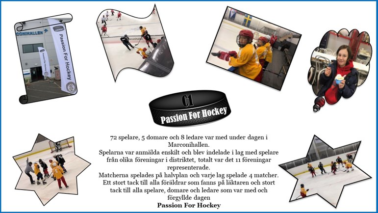 Passion For Hockey C1
