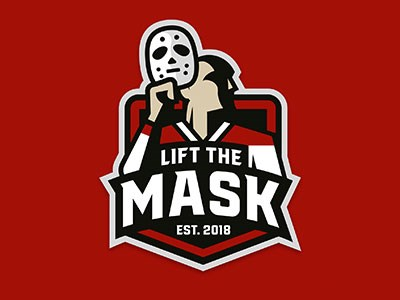 Lift the mask