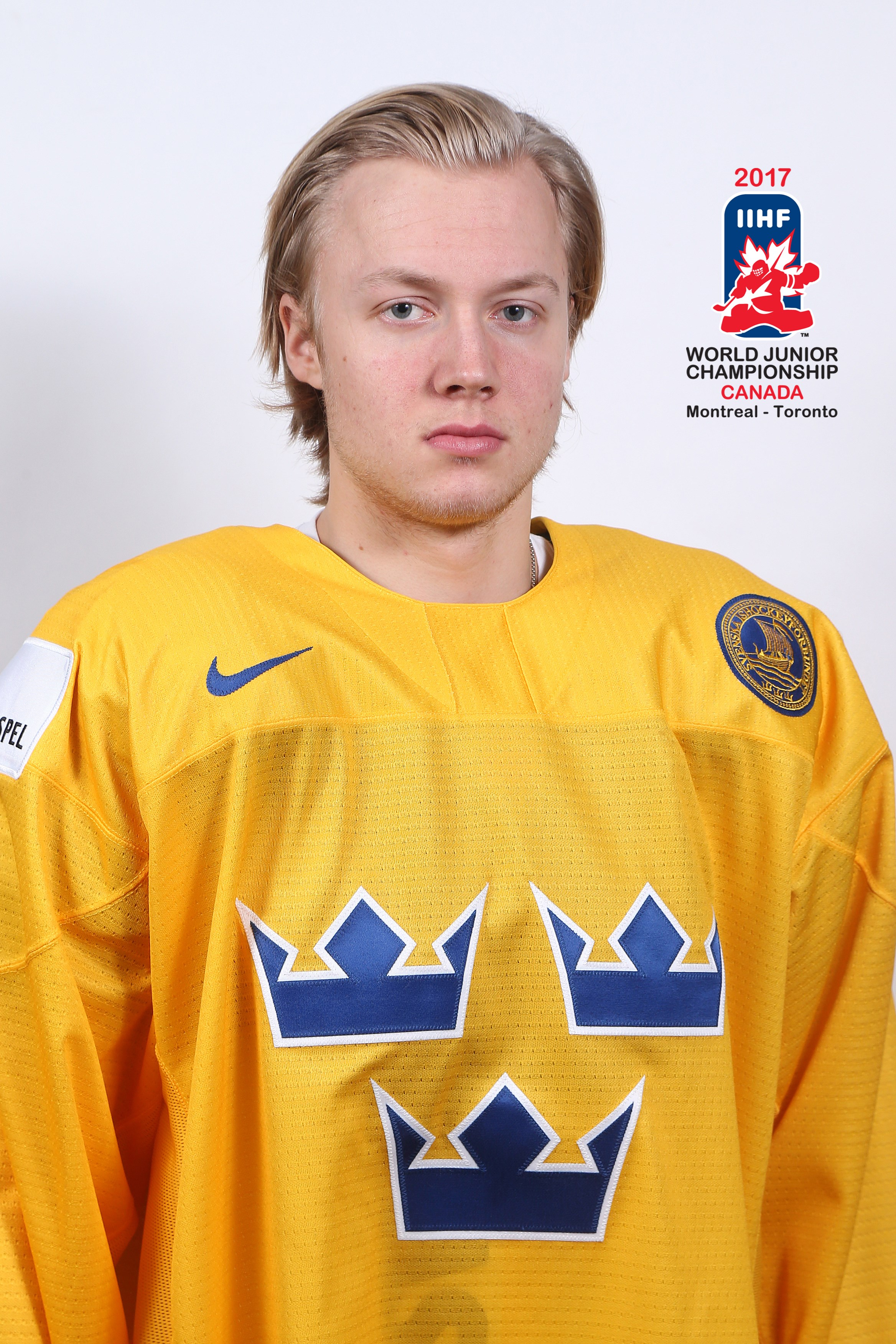 ALL STAR TEAM. Alexander Nylander utsågs av pressen till forward i JVM::s All Star Team. Foto: ANDRE RINGUETTE/HHOF-IIHF IMAGES